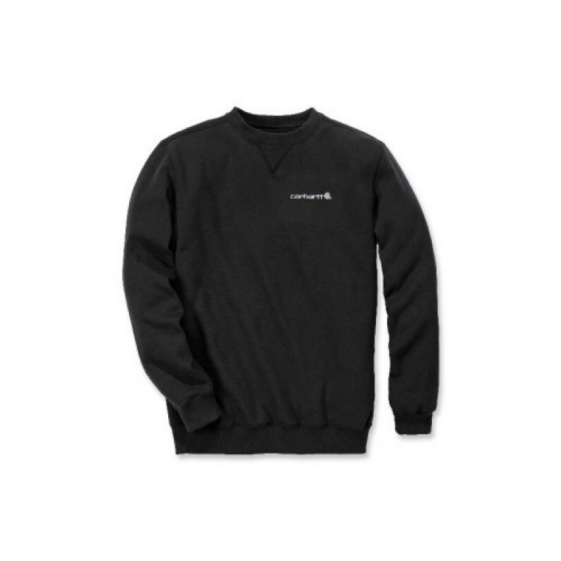 Graphic Pullover - Carhartt Black
