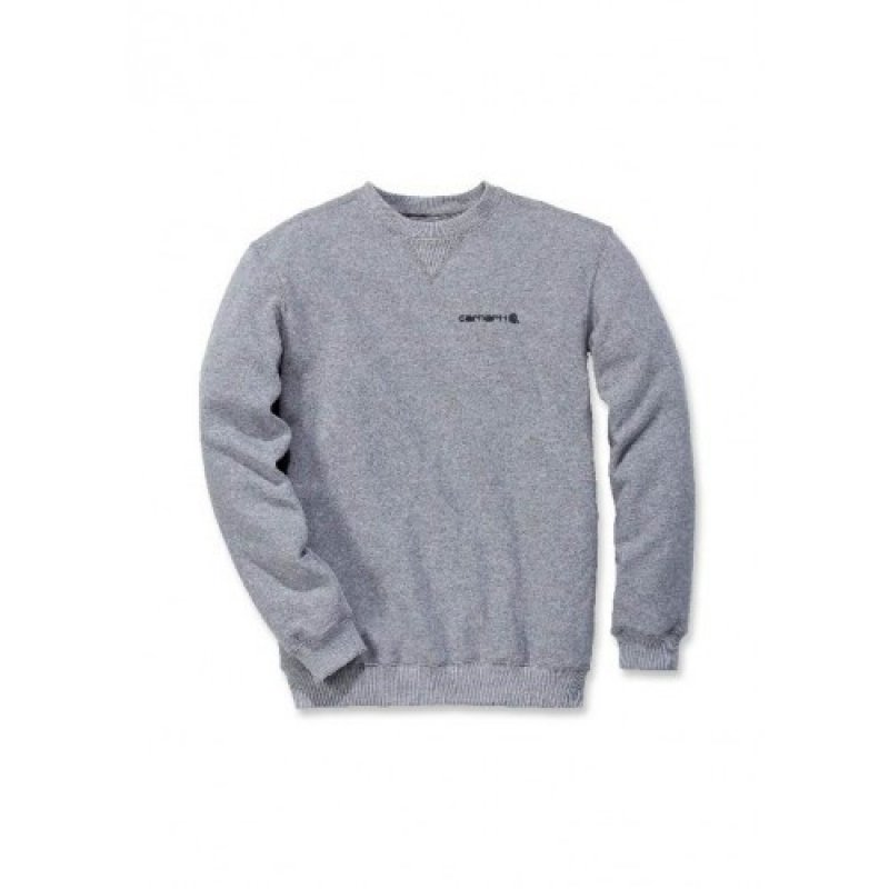 Graphic Pullover - Carhartt Heather Grey