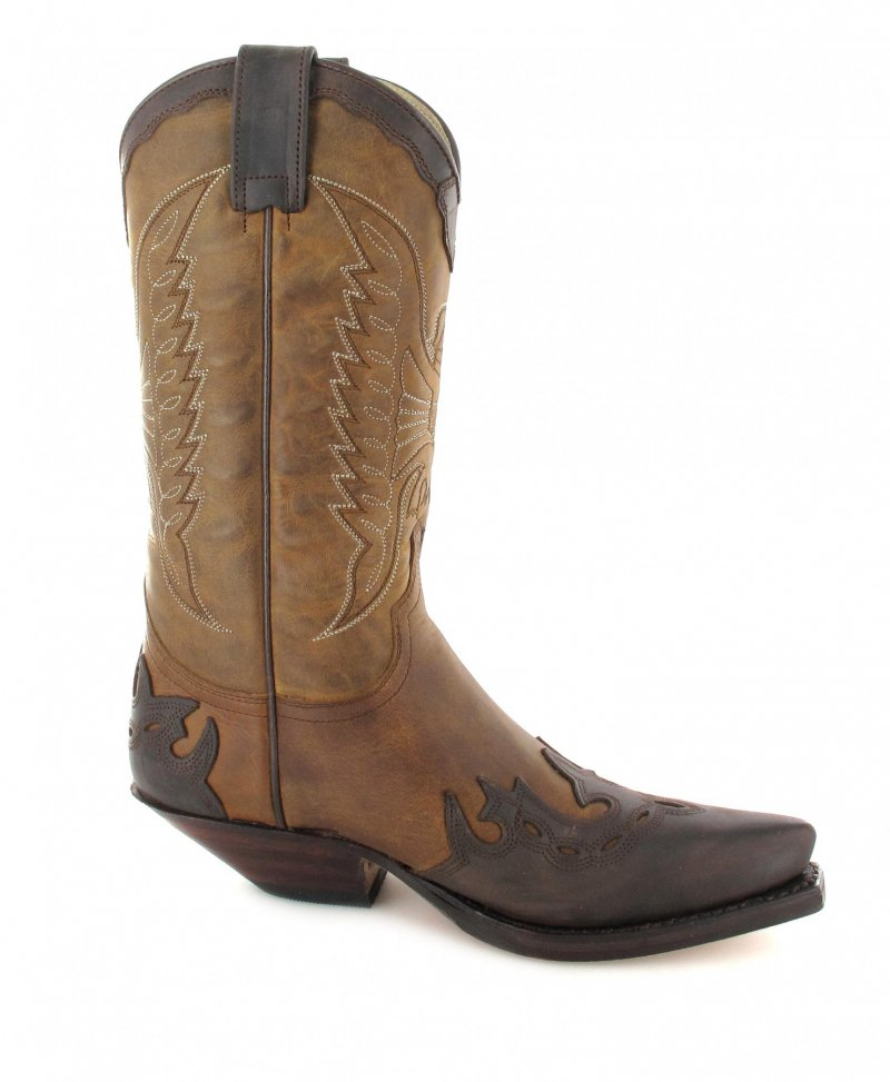 Sendra Boots 2560 Brown