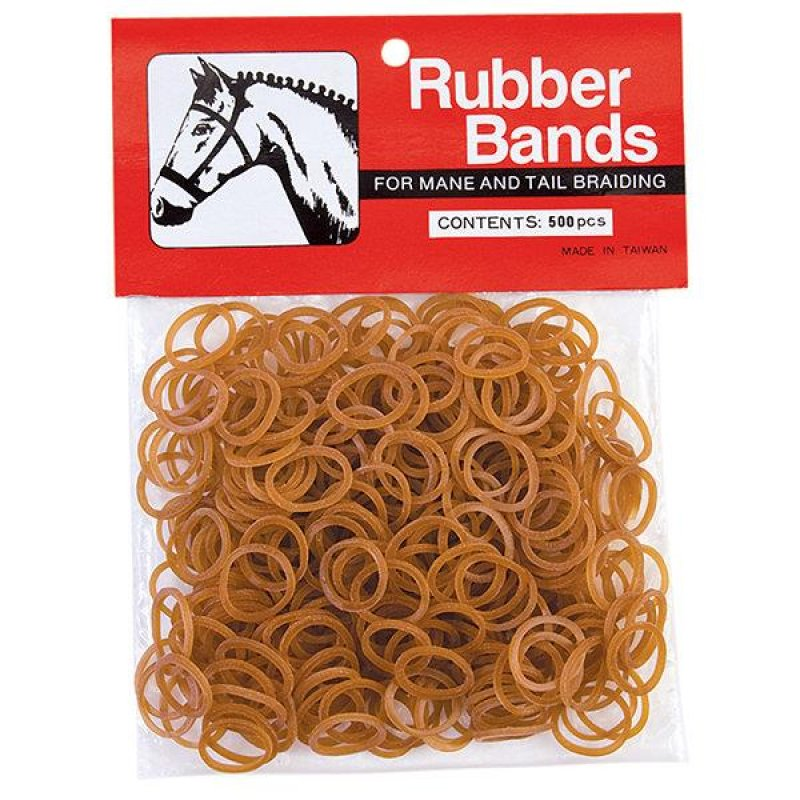 Rubber Bands Chestnut