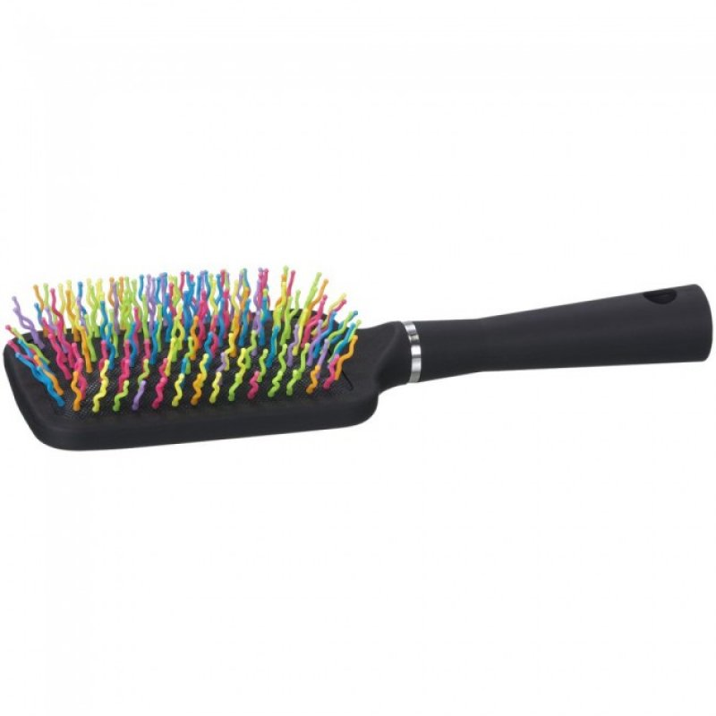 Rainbow Bristle Mane and Tail Brush