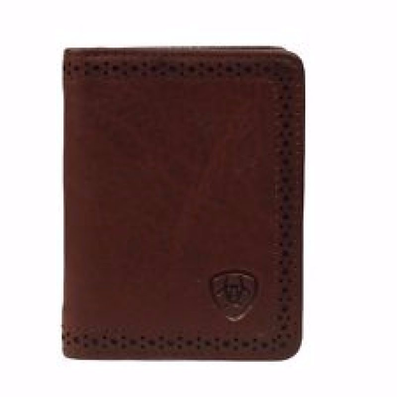 Leather Bifold