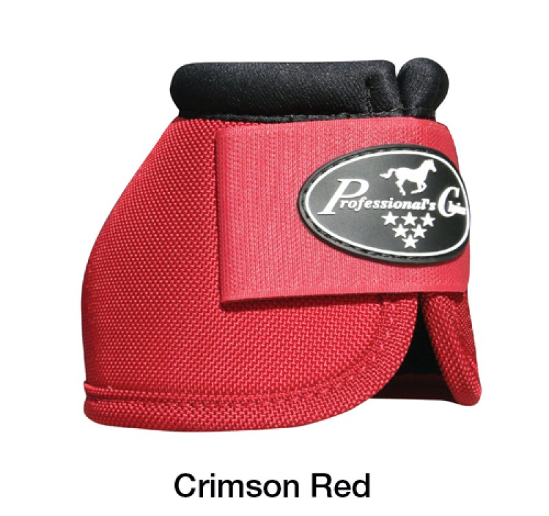 Prof choice Crimson Red