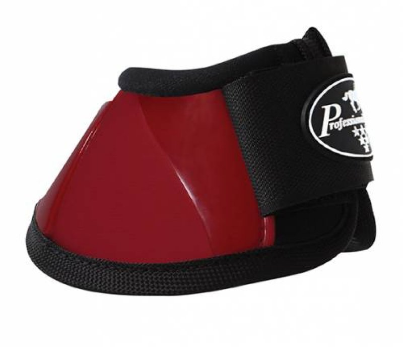 Prof Choice -Spartan Bell Boots Crimson Red