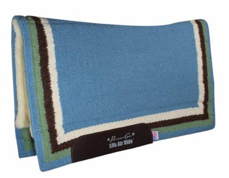 Prof choice - Border Blue Olive 33x38