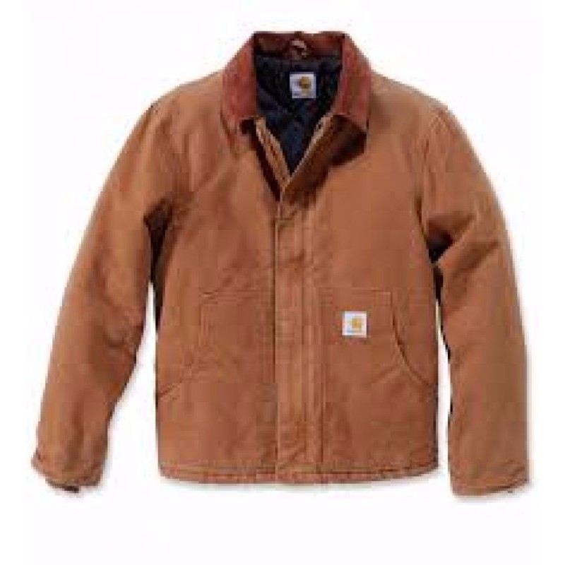Carhartt brown. Traditional Jacket