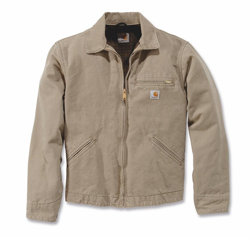Carhartt Workwear Lightweight Detroit Jacket - light color