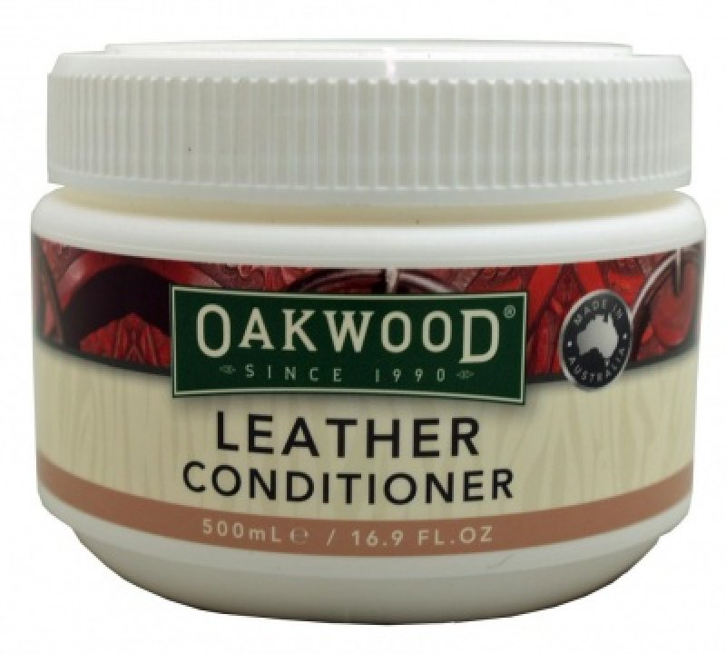 Oakwood Leather conditioner Pot
