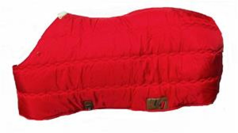 Winter blanket Red