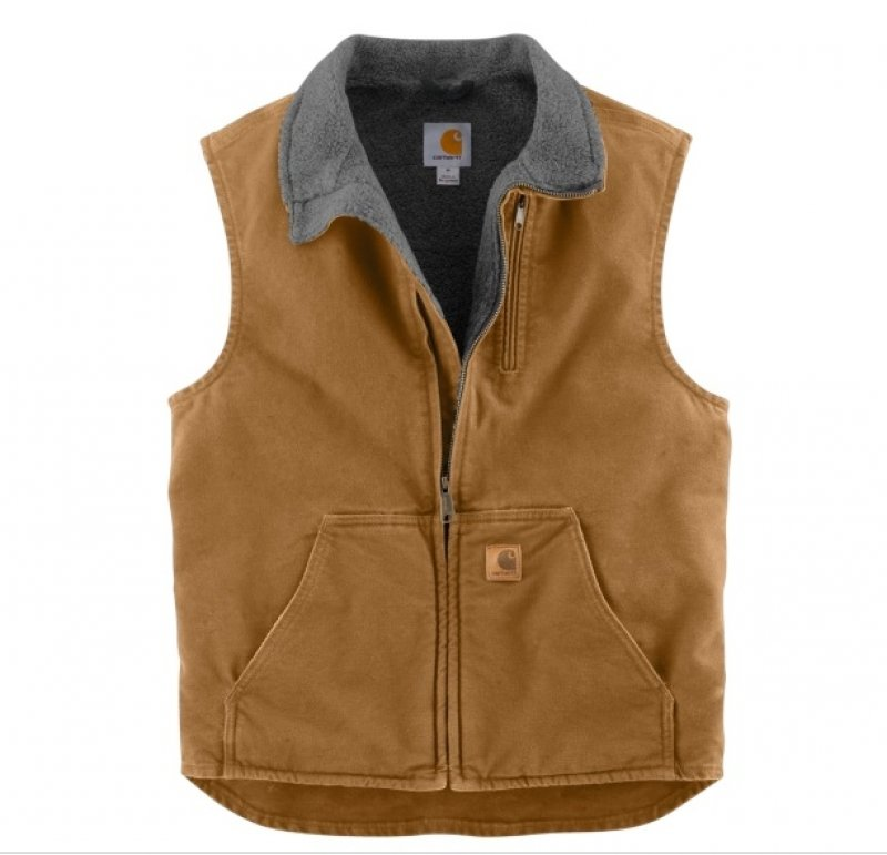 Bodywarmer Carhartt brown