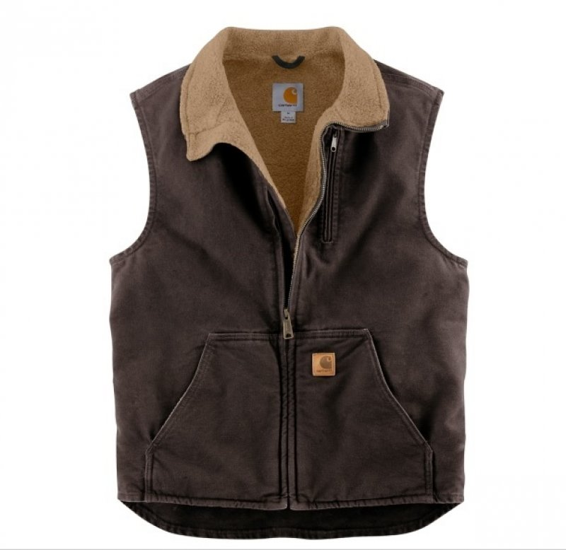 Bodywarmer  Darkbrown