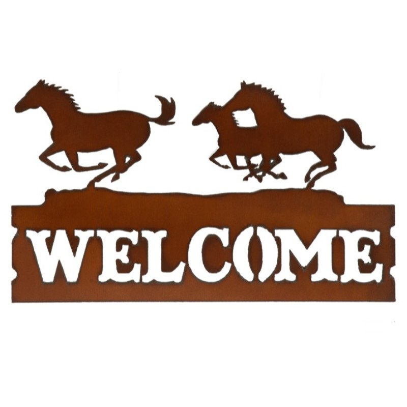 Horizontan Welcome - 3 horses