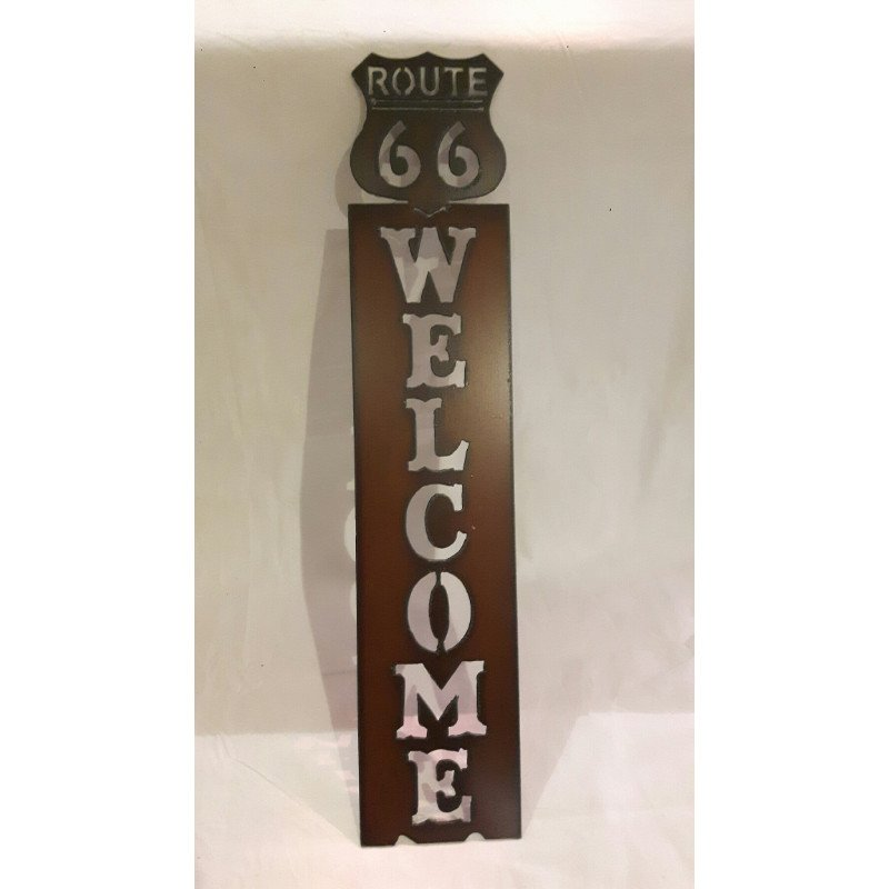 Welcome 'Route 66'